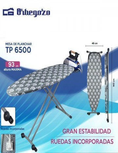 Orbegozo calefactor cerámico CR 5012