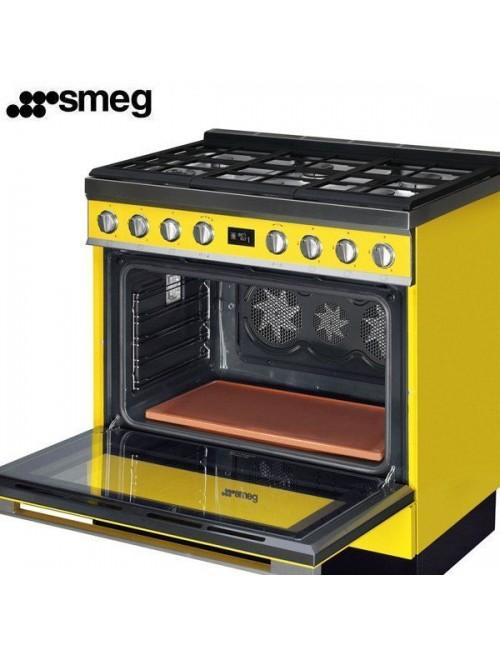 Cocina de gas PORTOFINO SMEG CPF9GMYW