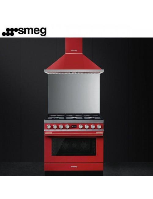 Cocina de gas PORTOFINO SMEG CPF9GMR