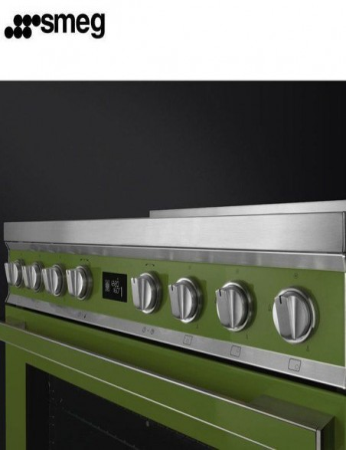 Cocina de gas PORTOFINO SMEG CPF9GMOG