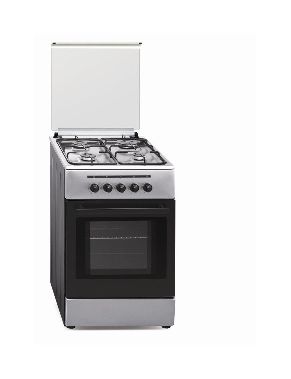 Cocina gas butano Vitrokitchen CB55IB Elegance