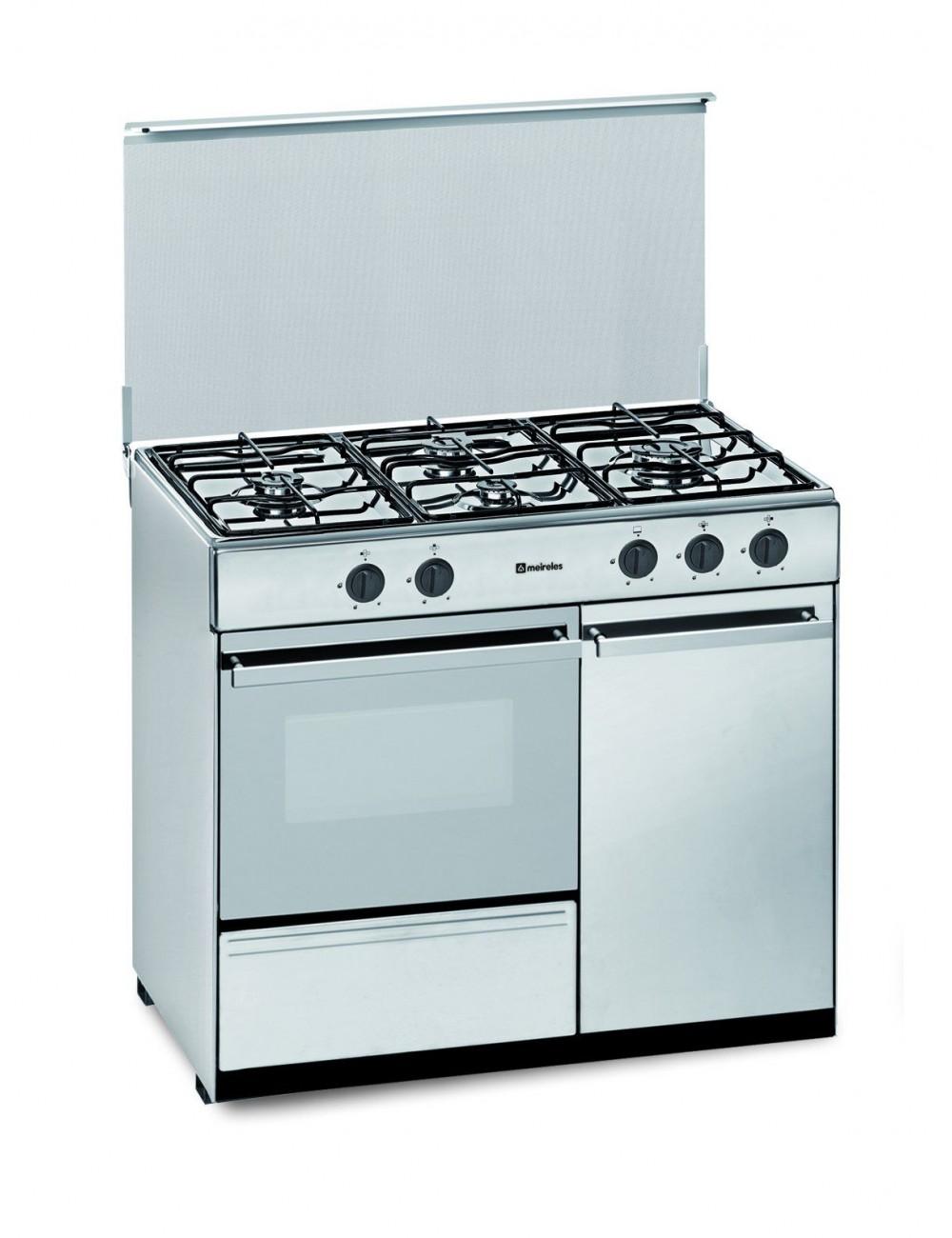 Meireles cocina a gas G2940VX Inoxidable