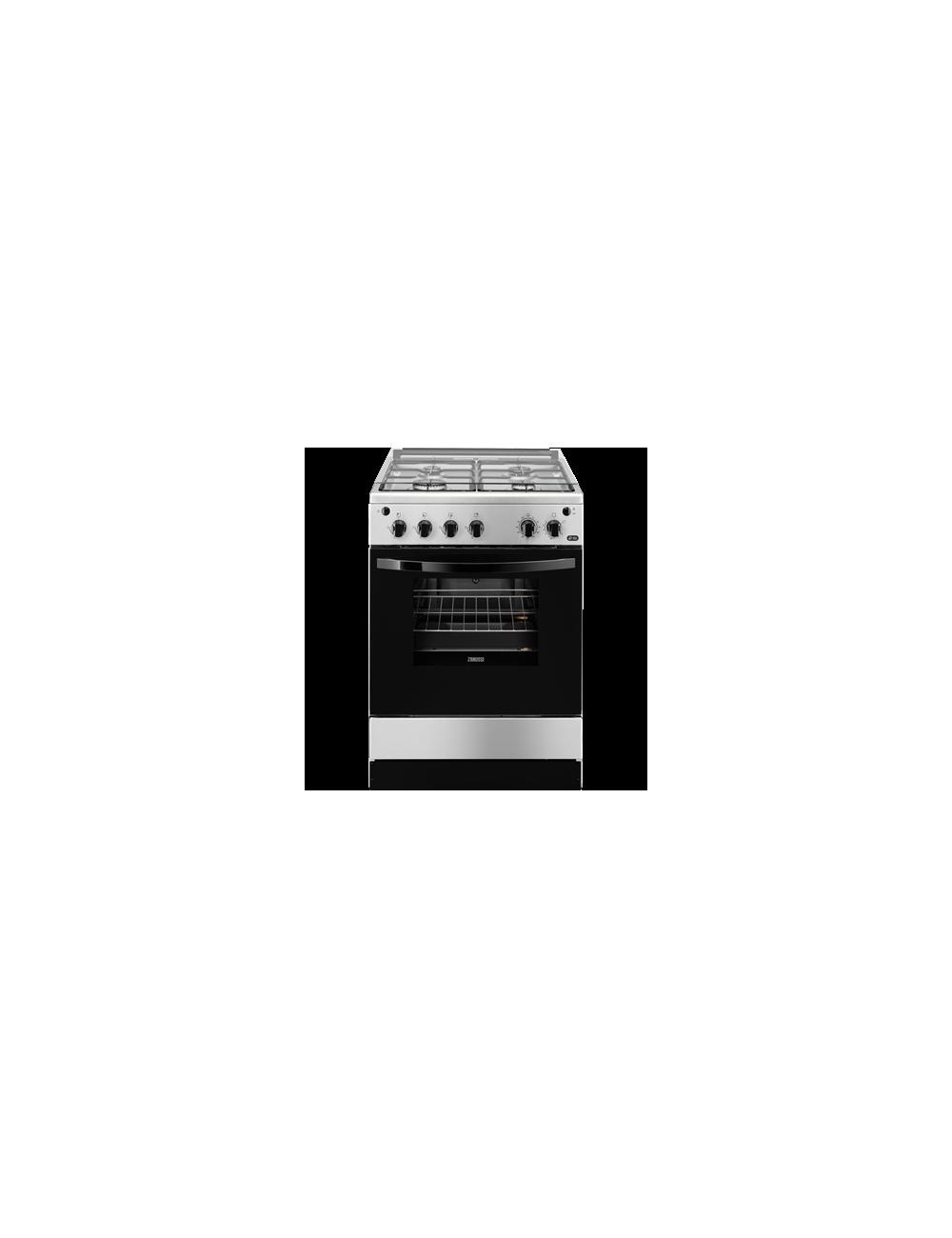 Cocina de gas Zanussi ZCG61281XA