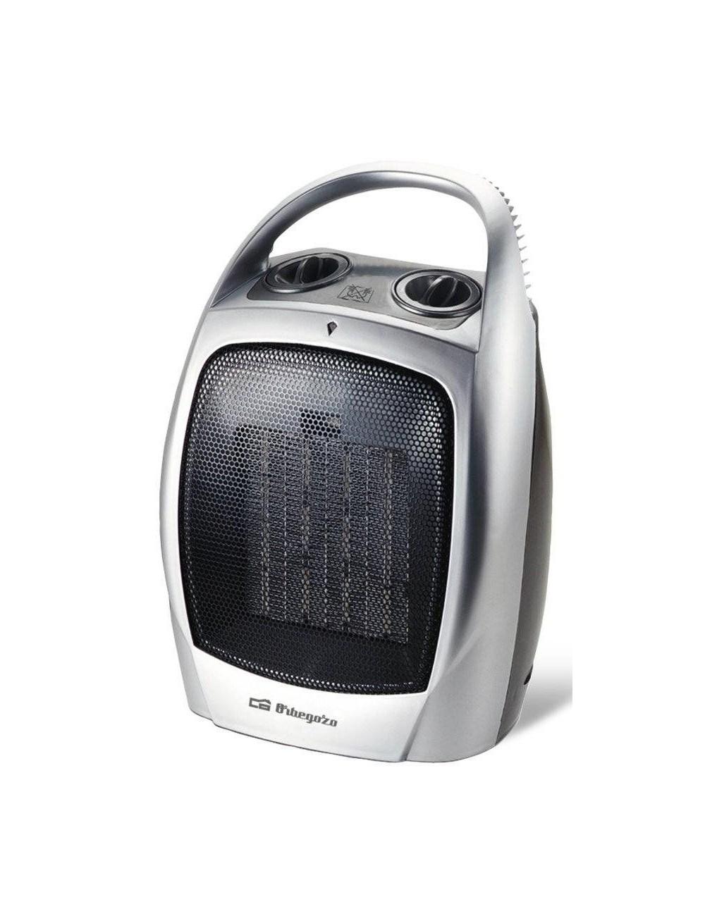 Calefactor cerámico ORBEGOZO CR 5016