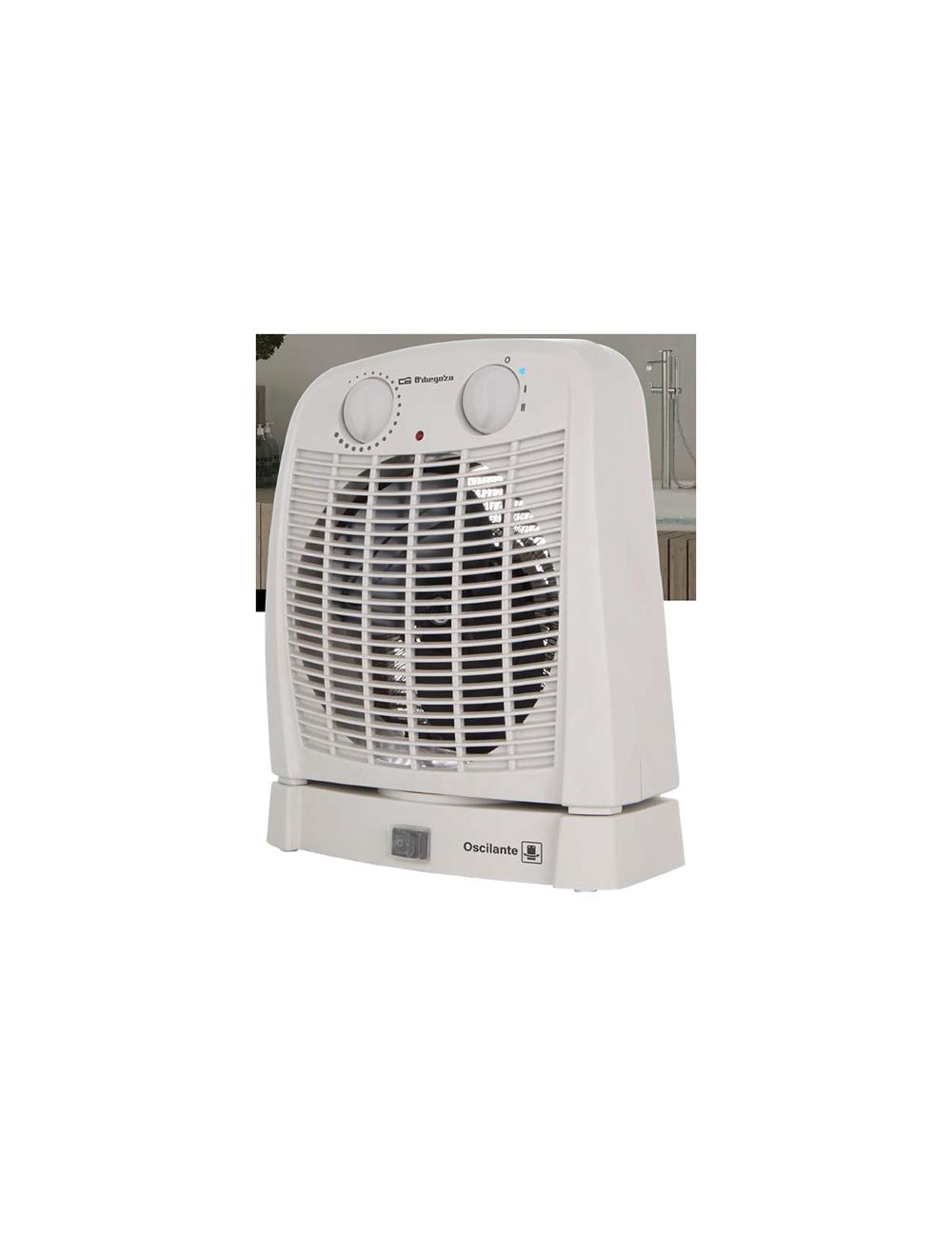 Calefactor ORBEGOZO FH 7001