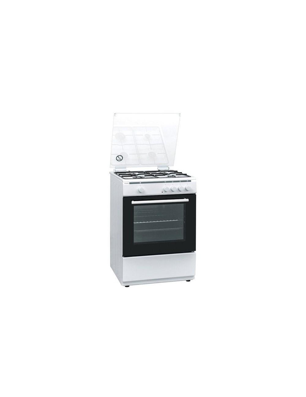 Cocina de gas HYUNDAI HYCO648BEB