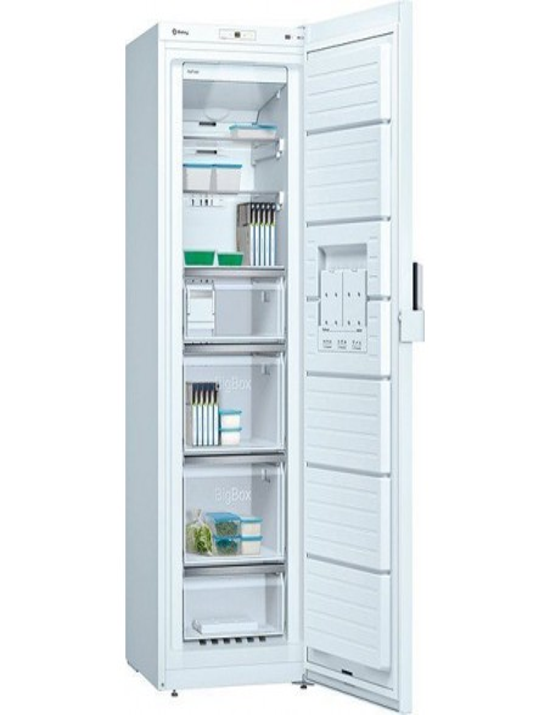 Congelador vertical BALAY 3GFB647WE