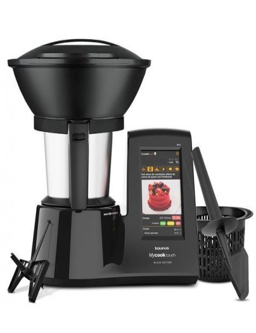Robot de cocina TAURUS MyCook Touch Black Edition WIFI