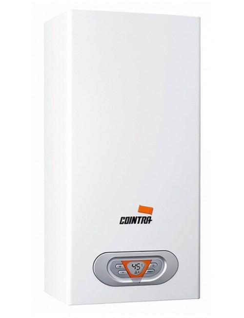 Calentador gas estanco Cointra CPE-7 T Butano Low NOx + Kit salida de gases