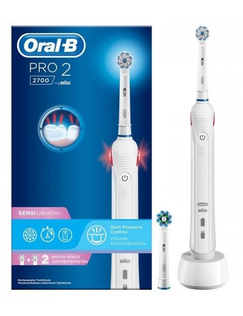 Cepillo dental Braun Oral-B Sensi UltraThin PRO 2700