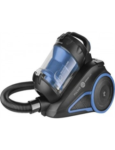 Aspiradora sin bolsa TAURUS Pulsar Animal Care filtro HEPA