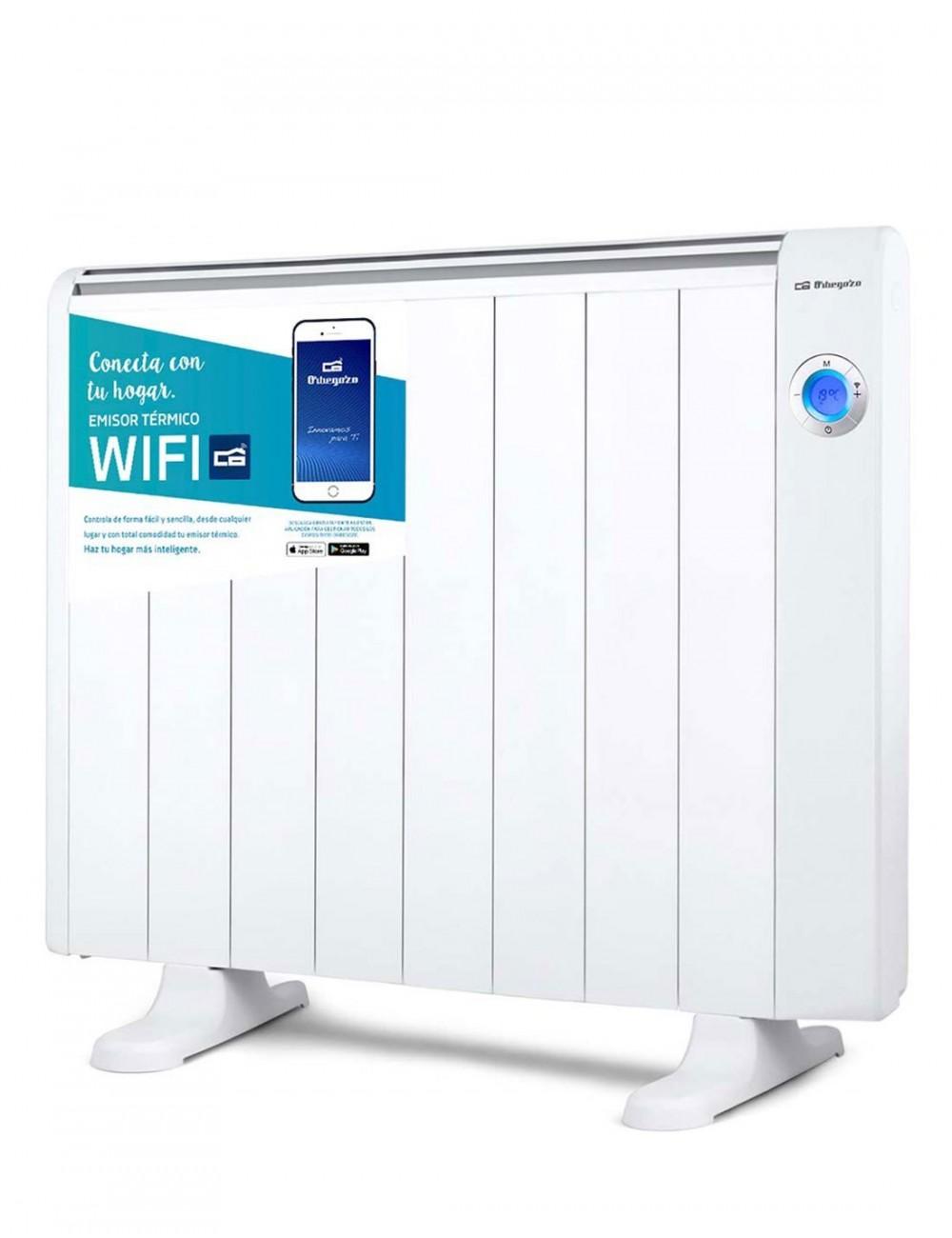 Emisor térmico ORBEGOZO RRW 1500 WIFI APP 1500W 8 Elementos