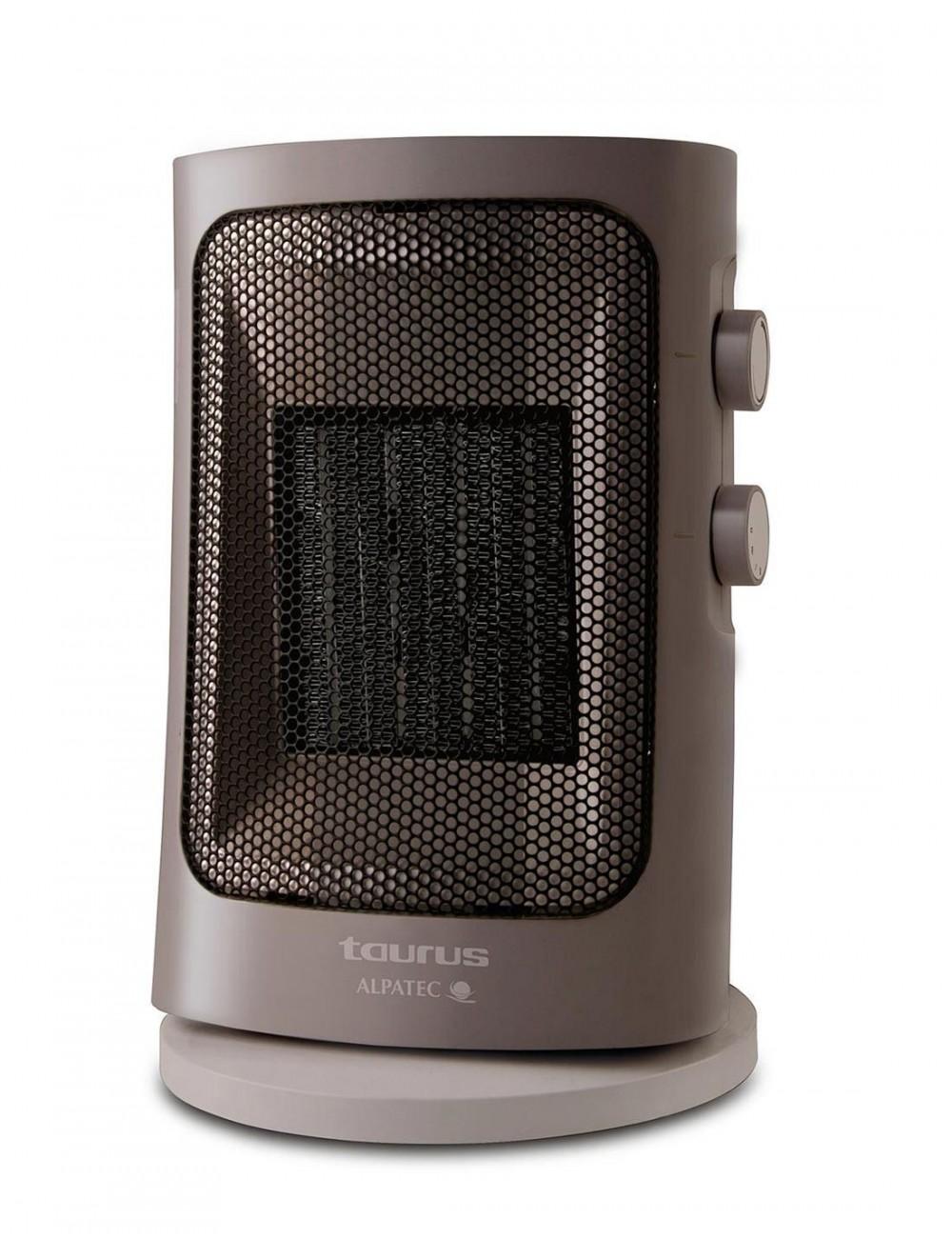 Calefactor Taurus Tropicano 5CR 1500W Oscilante función ventilación