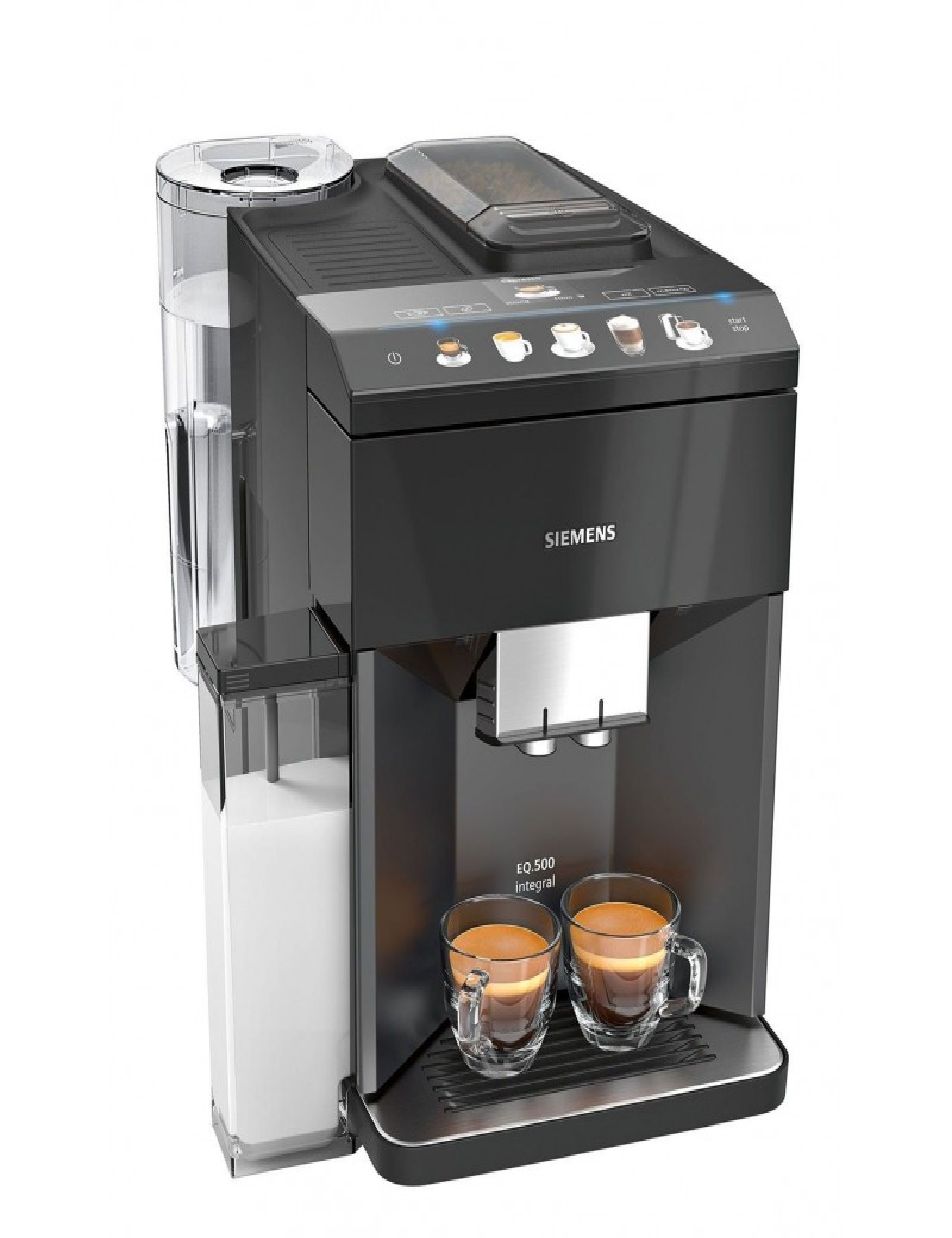 Cafetera Superautomática SIEMENS TQ505R09 1500W