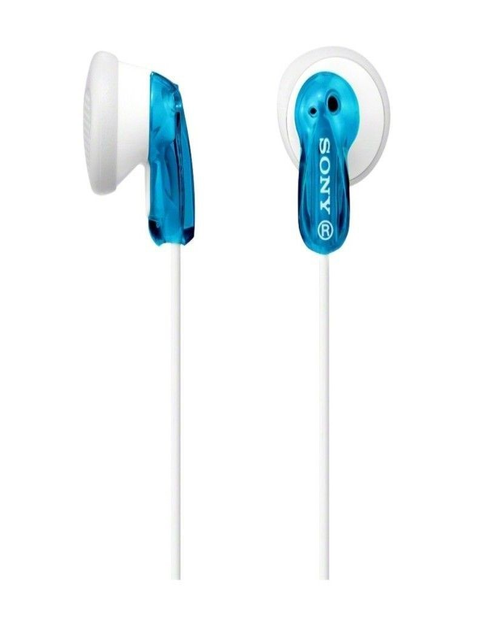Auriculares botón SONY MDR-E9LP/L Azul Boton Clear Sound