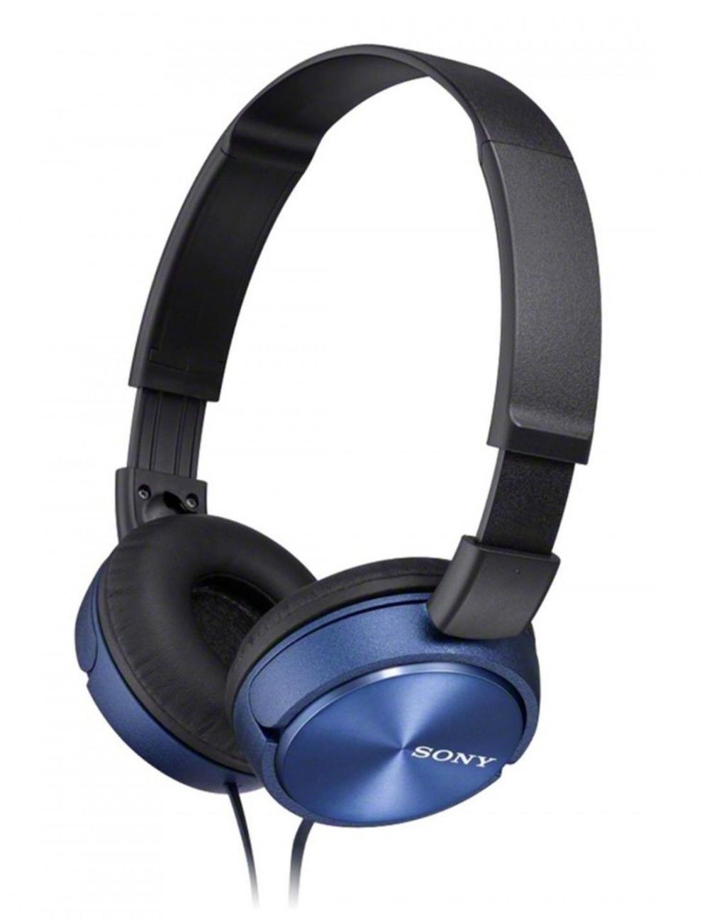 Auriculares SONY MDR-ZX310APB Azul con micro