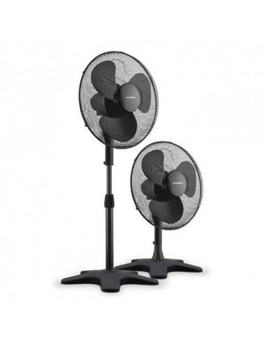 Ventilador de pie/mesa Taurus HYV2LUXN4 40cm Negro