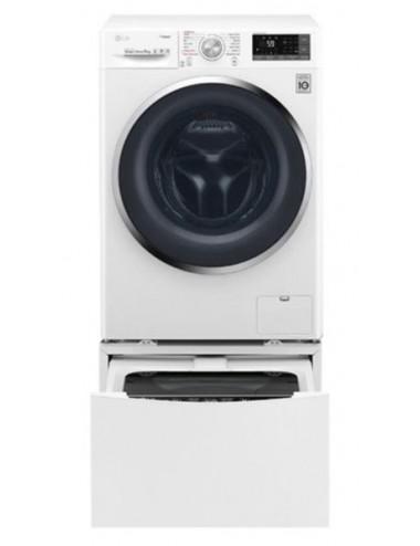 Lavadora doble carga 9kg + 2kg LG TWINWash TW0C09W9 1400rpm
