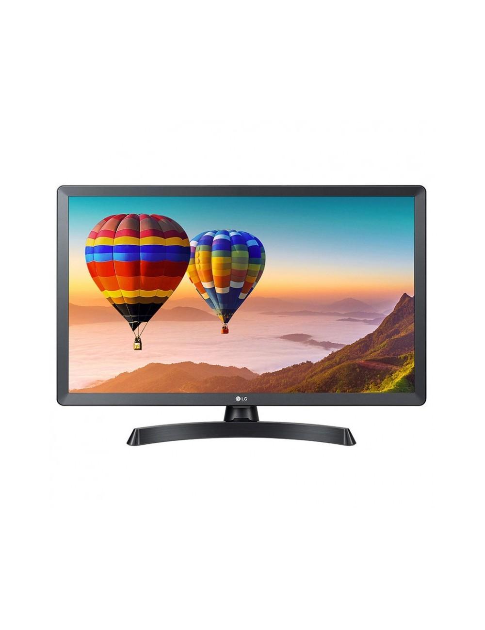 "Televisor LED 28"" LG 28TN515S-PZ HD Smart TV HDMI USB Triple XD Engine"