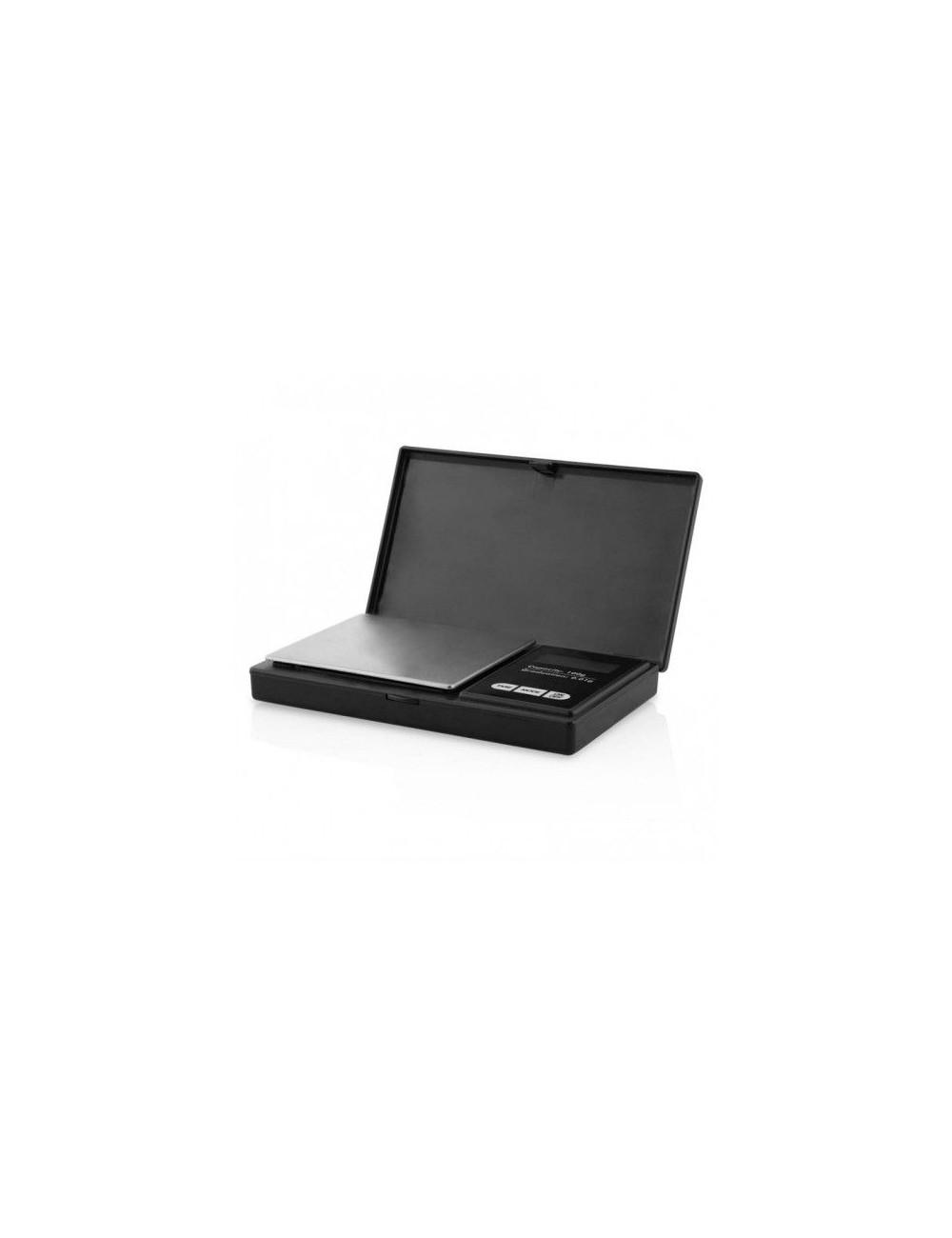 Báscula de precisión Orbegozo PC 3050 Pantalla LCD Inox