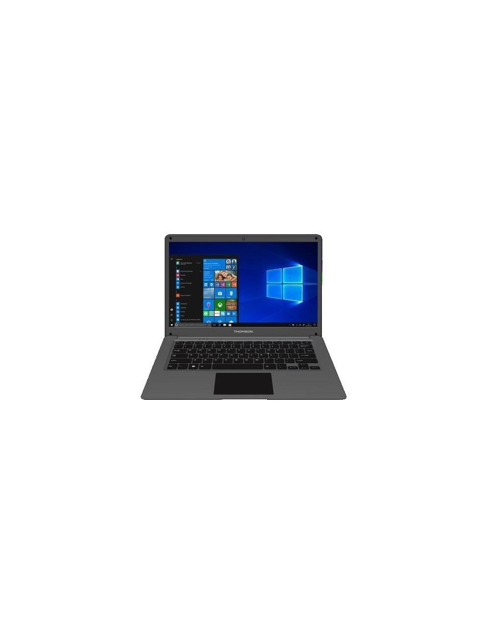 """Portátil Thomson SPN14C4TUN 14"""" 4GB Ram Hd Intel Celeron Ips 64GB + 256GBSSD W10"""
