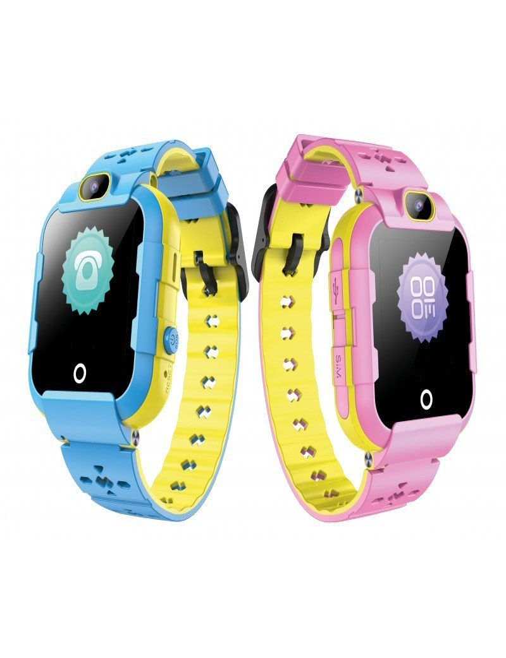Reloj Smartwatch DCU 2G Niños Rosa IP67 Sumergible 34159000