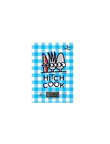 Báscula de cocina Jata 732K Electrónica Kukuxumusu Azul