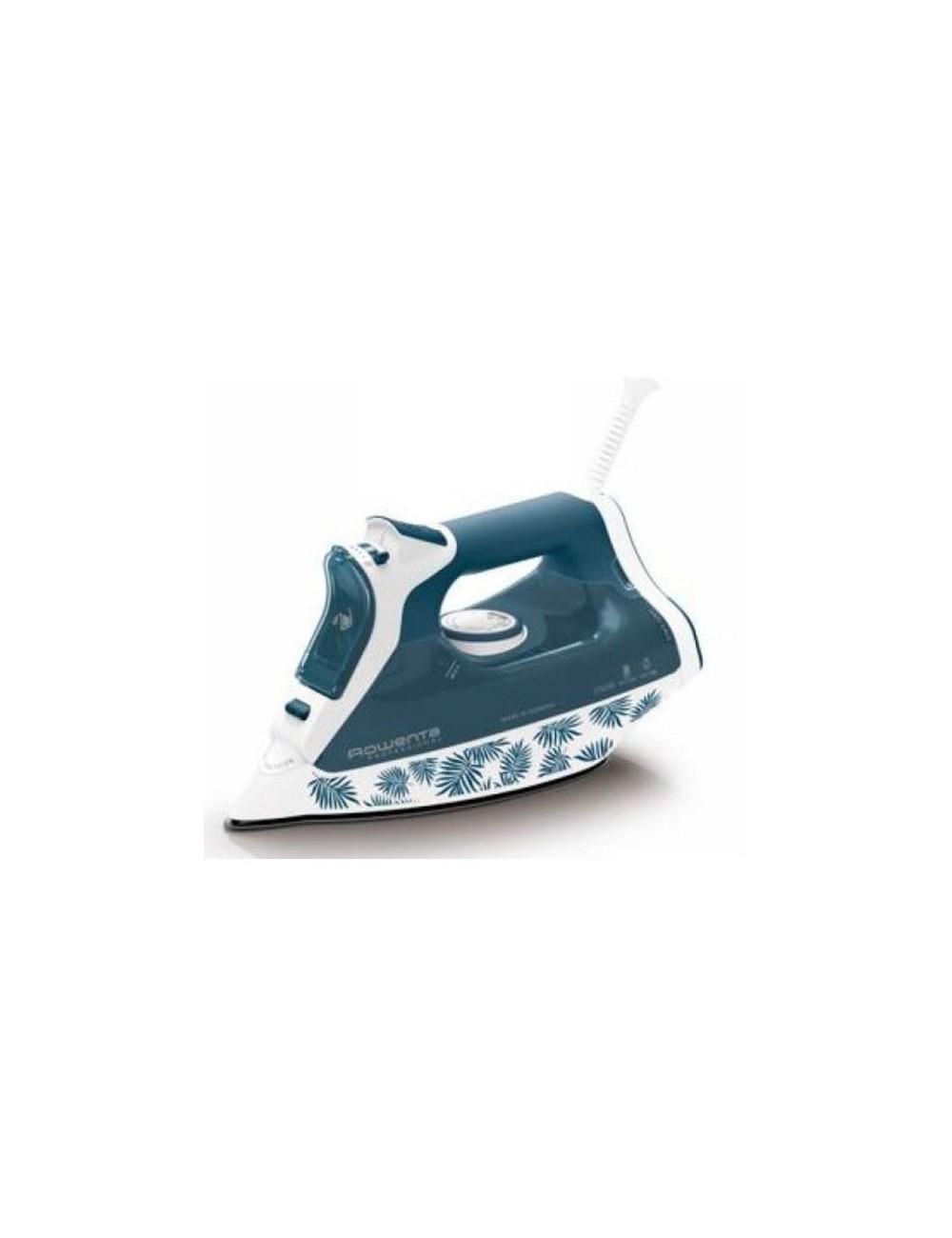 Plancha Vapor Rowenta DW8023 Pro Master 2700W Blu Jungle