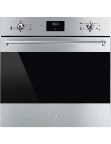 Horno Multifunción SMEG SF6300TVX Inox Termoventilado Vapor Clean