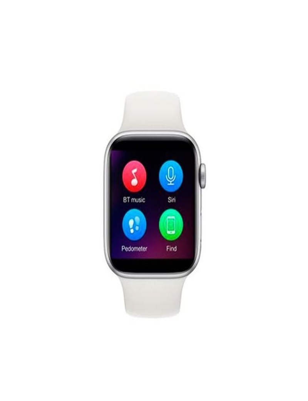 Reloj Smartwatch Myo MY8000B Blanco Bluetooth