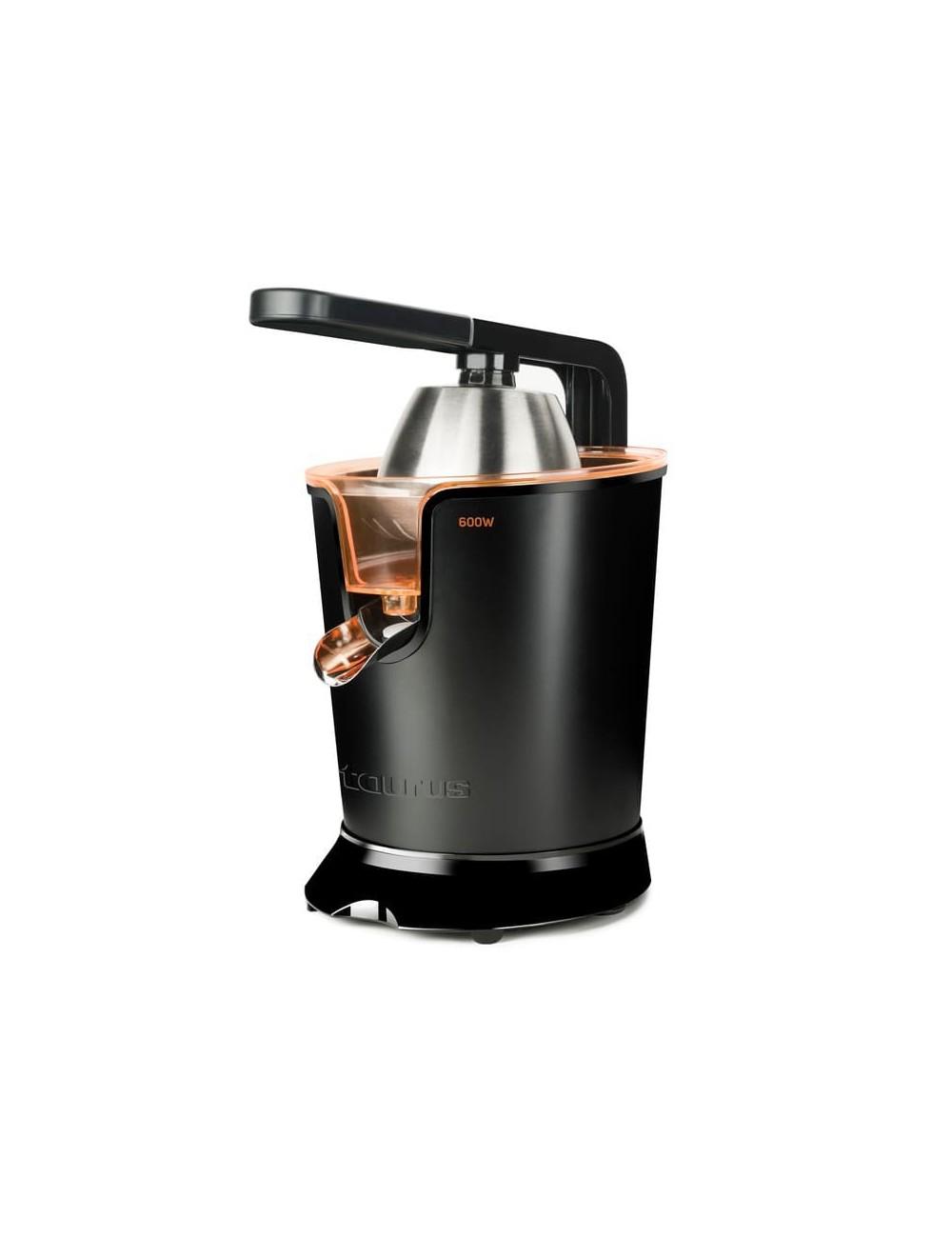 Exprimidor con brazo Taurus Easy Press 600 Negro 600W Motor AC SQ600X