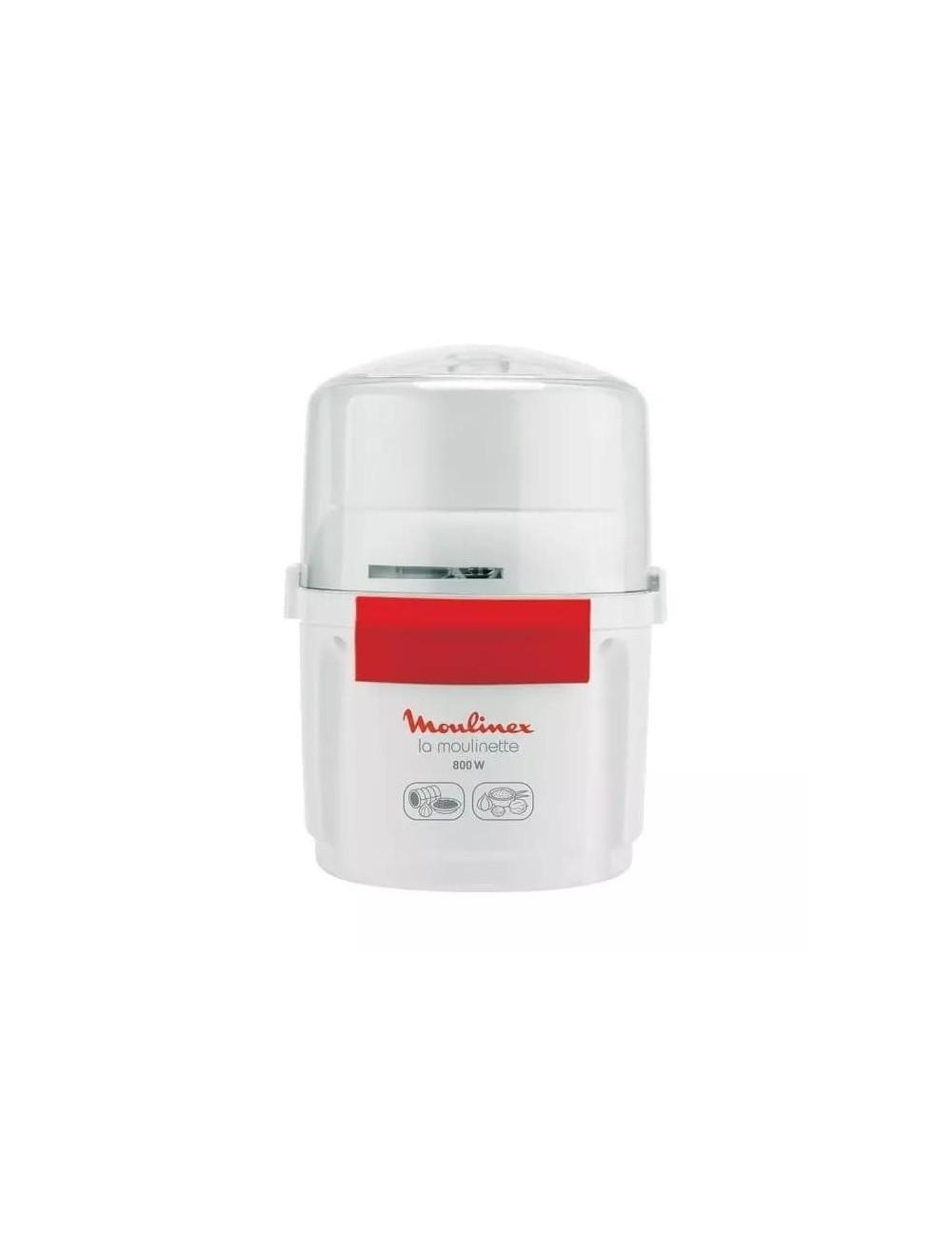 Picadora Moulinex AD560120 La Moulinette 800W Blanca