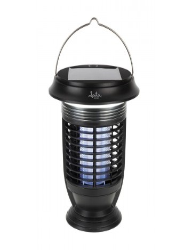 Mata Insectos Jata MELI0420 Lámpara Solar Portátil 40m2 5W