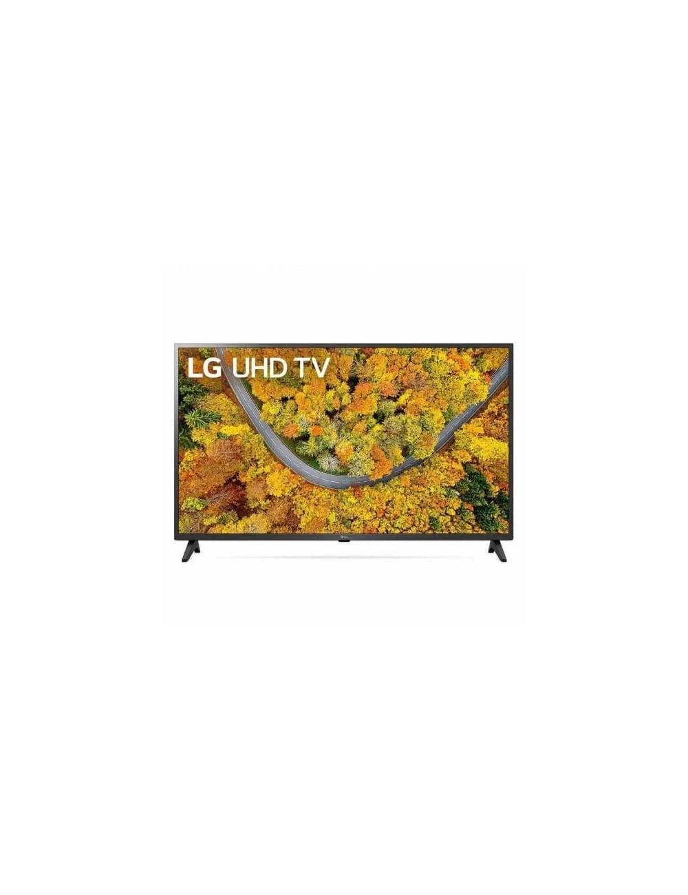 "Televisor LED 43"" LG 43UP75006LF 4K Quad Core Smart TV HDR10 HLG  webOS"