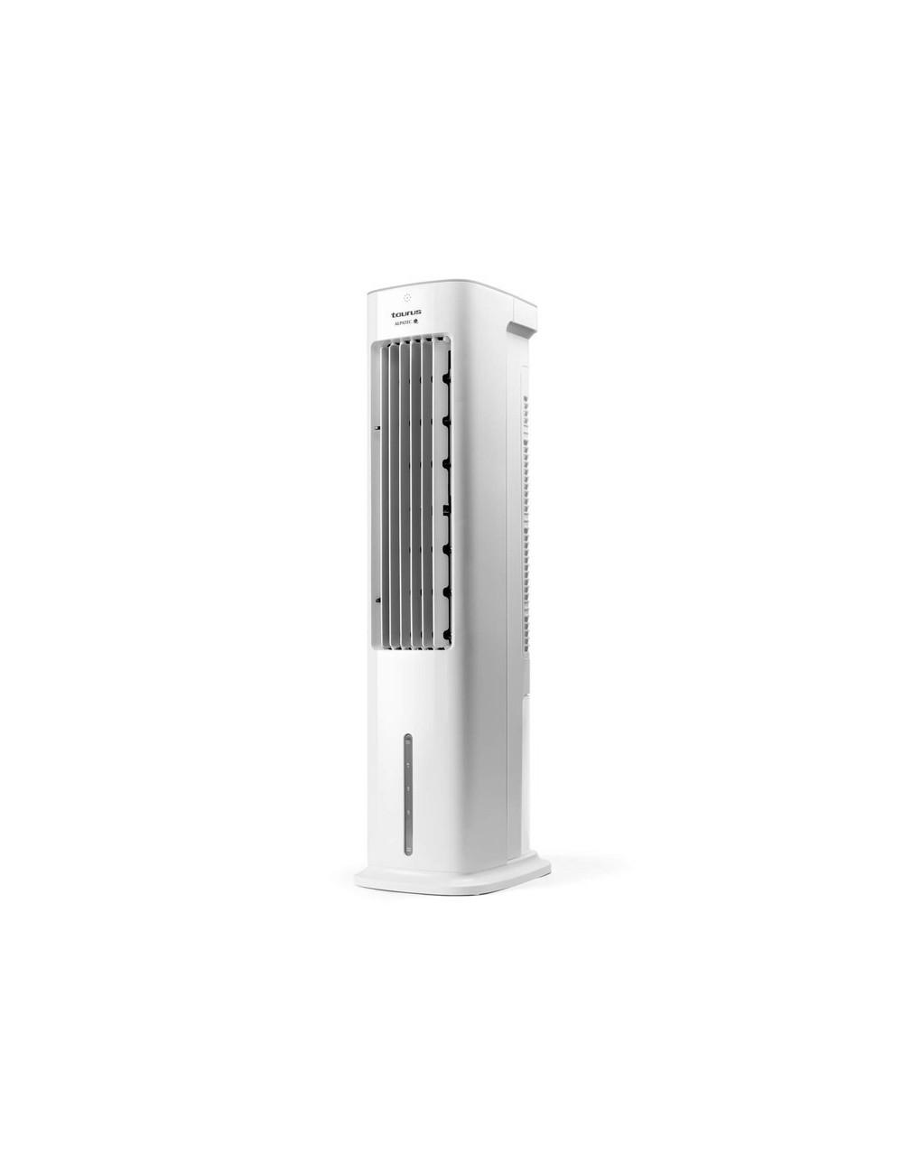 Climatizador Evaporativo Taurus Snowfield 55W 85cm 5L Blanco