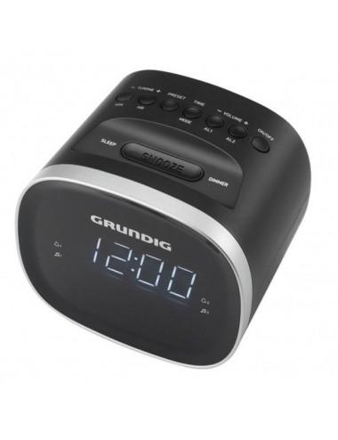 Radio Reloj Despertador Grundig SCN230 Digital Negra