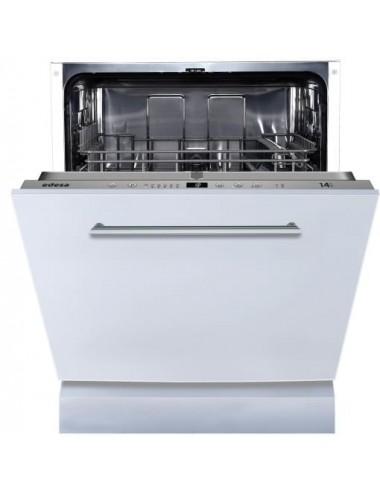 Lavavajillas integrable Edesa EDB6240 60cm 14 servicios   6 Programas   47dB