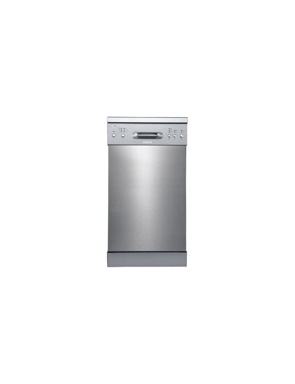 Lavavajillas 45cm Edesa EDW4610 X Inox 10 servicios Clase E