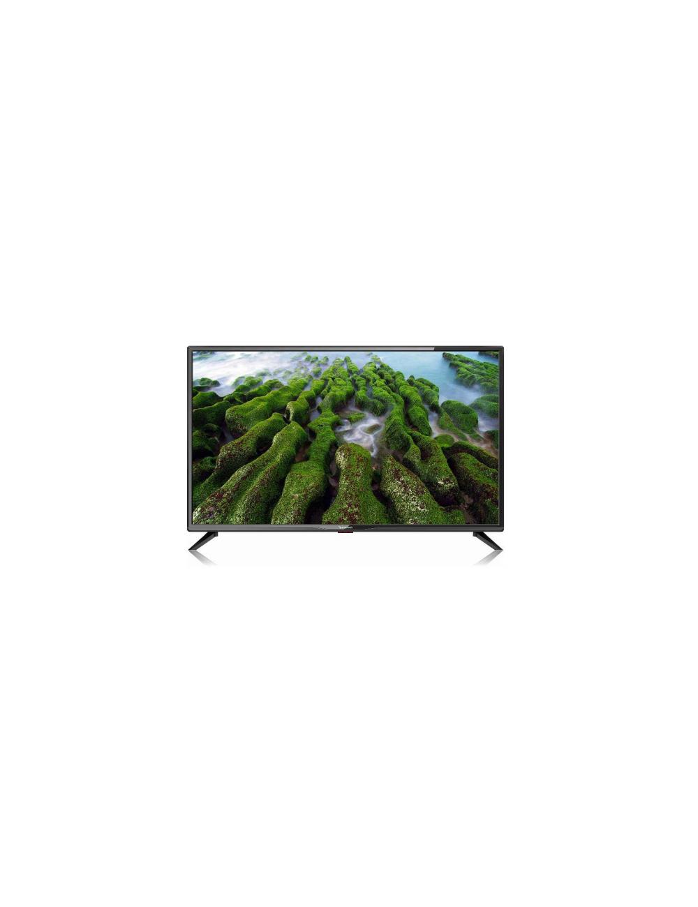 """Televisor LED 32"""" Sunstech 32SUNP21SP HD Modo Hotel Negra"""